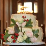Winter Wedding at the Tennessee State Capitl