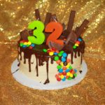 Candy Explosion Cake