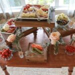 Anti-Pasto Display - A Movable Feast Catering