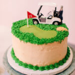 Golf Cake photo by: CK Photo